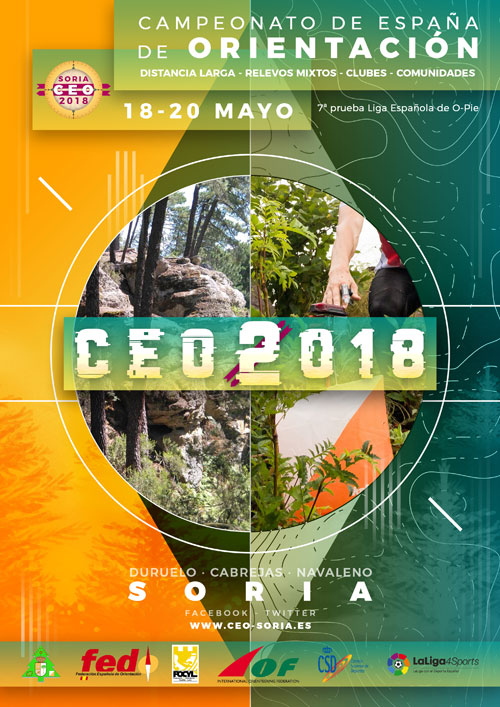 Cartel CEO Soria 2018